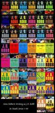 JD Robb In Death Series Collection Set Books 1-44 by Nore Roberts Brand New