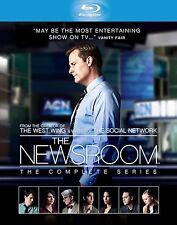 The Newsroom Complete Collection 1-3 Blu Ray Box Set All Seasons 1 2 3 UK NEW