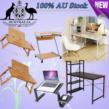 Office Computer Desk Table Storage Shelf Bookcase Student Study Stand AU Stock M