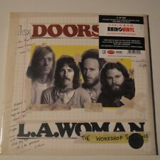 THE DOORS - L.A. WOMAN : THE WORKSHOP SESSIONS - 2012 2-LP NEW & SEALED