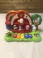 VTech Discovery Nursery Farm Educational Interactive Learning Musical Toy