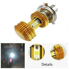 DC12V 18W H4 Motorcycle LED Headlight Blub DRL 1600LM 6000K Direct Replacement