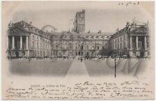 DIJON 3 CPA - Hôtel de ville - Place Darcy - Gargouilles de Notre-Dame