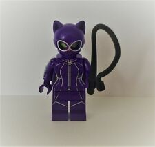 *New Lego DC Universe Catcycle Chase Catwoman mini-figure w/ rope #70902