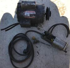 Atlas Craftsman Lathe Dayton 34 Hp Motor Forward Reverse Switch