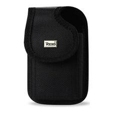 XXXL Rugged BLACK Pouch for Samsung Galaxy Note 4 / 3 - Fits Heavy Duty Case