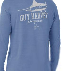 Guy Harvey Long-Sleeved T-shirt Hoodie NWT