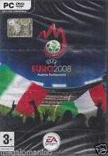 PC Gioco **EURO 2008** Nuovo Originale Italiano