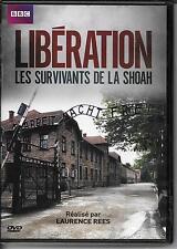 DVD--DOCUMENTAIRE--LIBERATION - LES SURVIVANTS DE LA SHOAH--LAURENCE REES