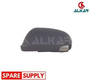 COVER, OUTSIDE MIRROR FOR VW ALKAR 6341104 FITS LEFT