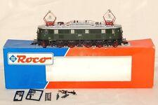 Roco H0 43661 - Elektrolok Ellok BR E18 24 der DB grün - in OVP 43659