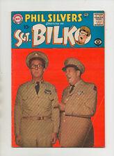Sergeant Bilko #11 - Phil Silvers Photo Cover - (Grade 7.0) 1959