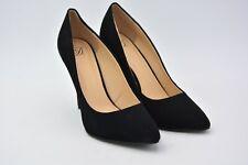 My Delicious Comfort Medium high Heel Pointy Toe Black Nubuck Size US 11 M Used