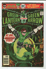 Green Lantern #90 Fine 1st Mike Grell Starring Green Arrow DC Comics CBX2A