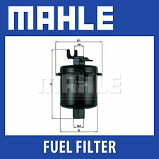 Mahle Filtro De Combustible KL185-Fits Honda, Cívico-Genuine Part