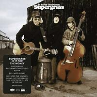 Supergrass - In It for the Money [CD]