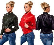 Manteaux et vestes motards pour femme taille 38