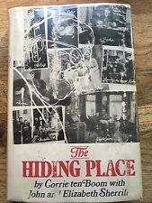 The Hiding Place By Corrie Ten Boom, 1st/1st Edition.chosen Books.
