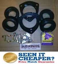 "suzuki grand vitara 98 to 2005 2"" suspension lift kit with camber bolts"