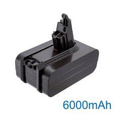 21.6V 6000mAh Battery for Dyson  Vacuum Cleaner DC58 DC61 DC62 V6 965874-02 DC72