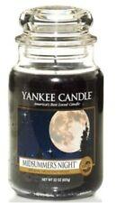 Yankee Candle Candela profumata Midsummer's Night Giara Grande durata 150 ore