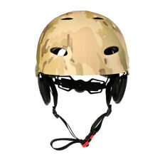 Adjustable Water Sports Safety Helmet Kayak Canoe SUP Paddleboard Hard Cap
