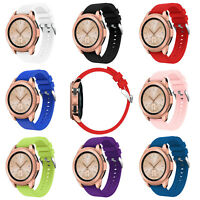 Sport Silicone Band Bracelet Strap Replacement For Samsung Galaxy Watch 42mm