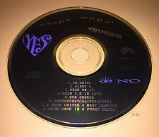 PRINCE the BLACK album PROMO CD 8 tracks CINDY C when 2 r in love LE GRIND