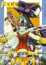 FLCL Fooly Cooly Plastic Clear Poster Anime Licensed MINT