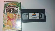 "Disney ""Le Avventure Di Winnie The Pooh"" VHS 1997"