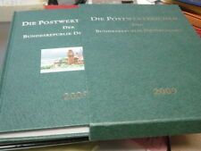 BRD **  Jahrbuch 2009  komplett  mit postgültigen Marken
