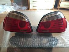 BMW OEM GENUINE LCI LED E60 5 Series Rear tail Lights Left and Right