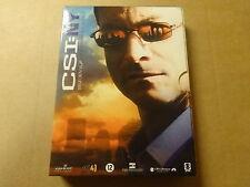 3-DISC DVD BOX / CSI: NY - SEIZOEN 5 - AFLEVERINGEN 5.1 - 5.12 ( DEEL 1 )