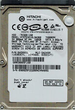 "HGST HITACHI 7K320-160 160GB SATA 2.5"" 7200 RPM HTS723216L9A360 HARD DISK"