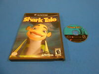 Shark Tale Nintendo GameCube Game Disc w/ Case