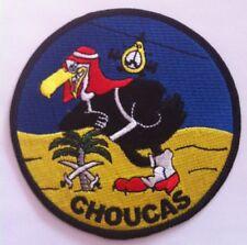 """Patch écusson OPEX ALAT """" Choucas """" Division Daguet - guerre du Golf  OBSOLÈTE"""