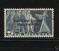 Switzerland  7O19  used official catalog  $125.00