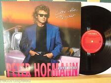 """★★ 12"""" LP - PETER HOFMANN - Singt ELVIS - Love Me Tender - OIS"""