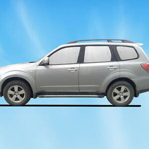 Fit For Subaru Forester 2008-2013 Side Windows UV Block Sunshade 6pcs