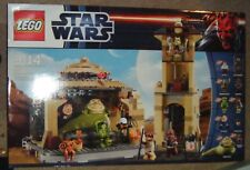 LEGO set 9516 STAR WARS JABBA'S PALACE new in box, factory sealed