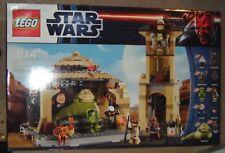 Juego De Lego 9516 Star Wars Jabba's Palace Nuevo en Caja, Sellado De Fábrica
