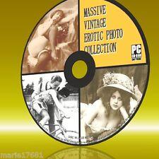 Über 20,000 Erotik Kunst Bilder auf Pc-Cd Semi Hautfarben Risque Titillating