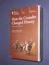Teaching Co Great Courses  CDs    HOW THE CRUSADES CHANGED HISTORY    new sealed