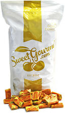 SweetGourmet Squirrel Nut Zippers (Vanilla Caramel), 5 Lb FREE SHIPPING!