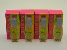 4 x Balmya de Balmain EDT Travel Purse Splash for Women 0.17oz 5ml New In Box