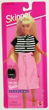 Skipper, Teen sister of Barbie, Pink Pants and Black and White Striped Top Fas..
