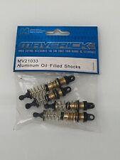 Maverick MV21033 (All Ion) Official Upgrade Aluminium Oil Shocks 4 Pieces