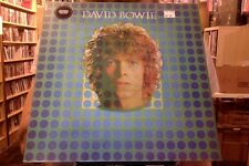 David Bowie Space Oddity LP sealed 180 gm vinyl RE reissue 2016