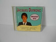 "Jacques Dutronc album cd ""Greatest hits"""