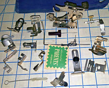 LOT OF SINGER SEWING MACHINE ACCESSORIES and PARTS